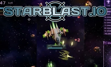 Photo of Starblast.io Unblocked Gameplay